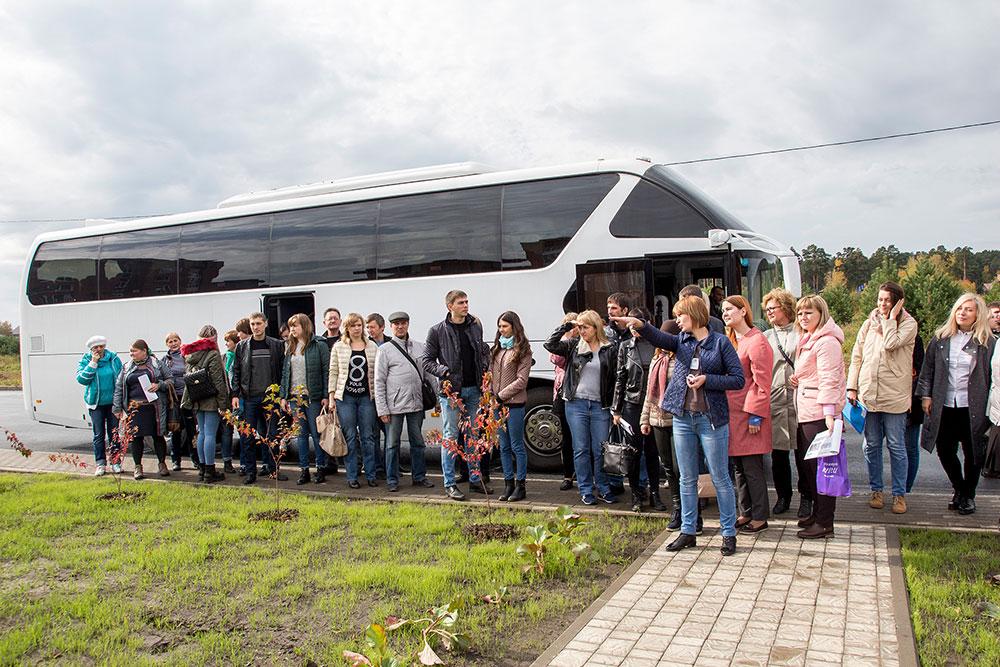 Марафон новостроек в Томске